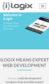 ilogix infotech iphone responsive design